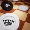 チェッカー・戦略ボードゲーム