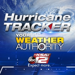 KSAT12 Hurricane Tracker