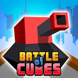 Battle of Cubes - Idle Games