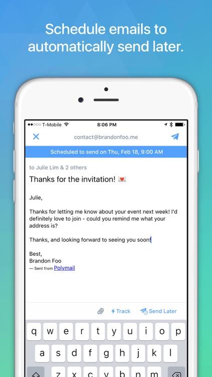 Email - Polymail screenshot-4