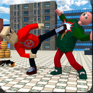 Fu Fight Learning Story - Games app