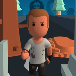 Graveyard Run: Running Game 3D