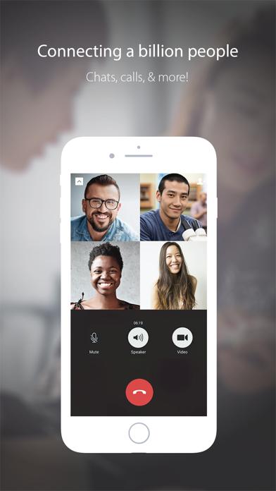 Screenshot for WeChat in Greece App Store