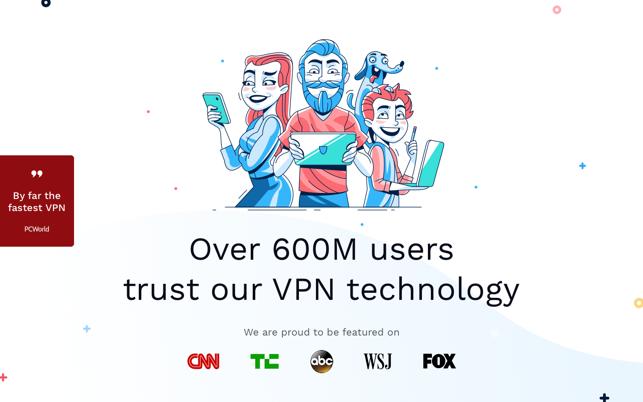 HotspotShield VPN & Wifi Proxy on the Mac App Store