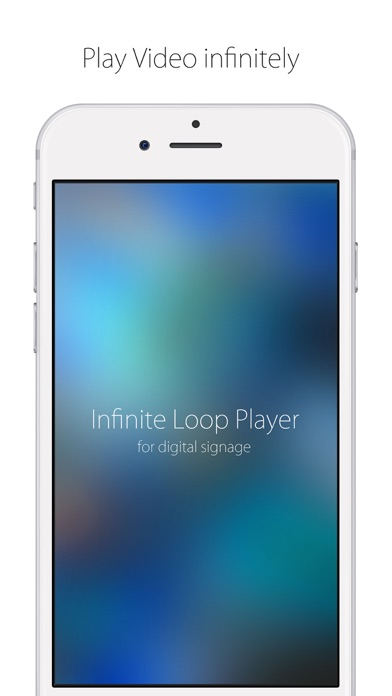Screenshot #5 for Infinite Loop Player Pro