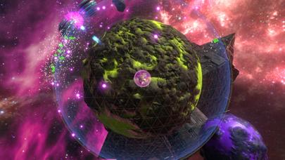 Скриншот №3 к Orbital InvadersGalaxy Attack