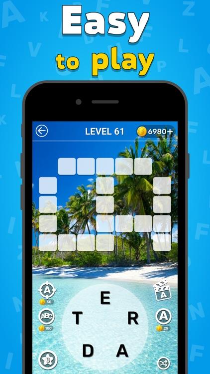 Cross Words: Word Puzzle Games screenshot-5