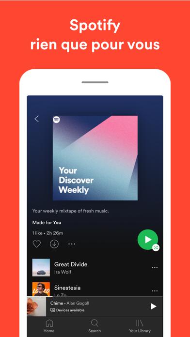 Télécharger Spotify : Musique et podcasts pour Pc