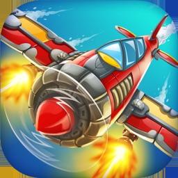 Air Fighter-- Commander Panda