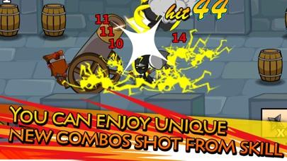 Screenshot #3 pour Ninjas - STOLEN SCROLLS