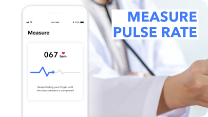 Check Pulse Beat. Heart Rate Screenshot