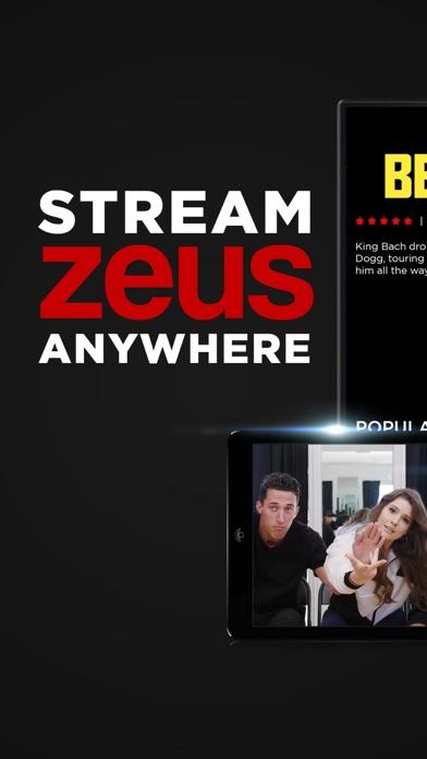 The Zeus Network Screenshot