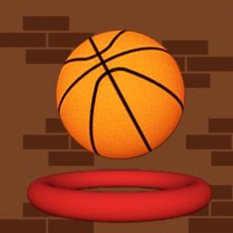Flappy Basketball - Flick Tap
