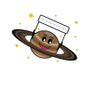 Space Planets & Stickers