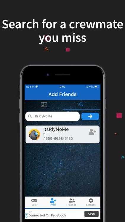 AmongFriends- Crewmate Friends screenshot-3