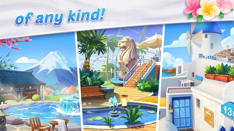 Design Island:3D Home Makeover screenshot-3