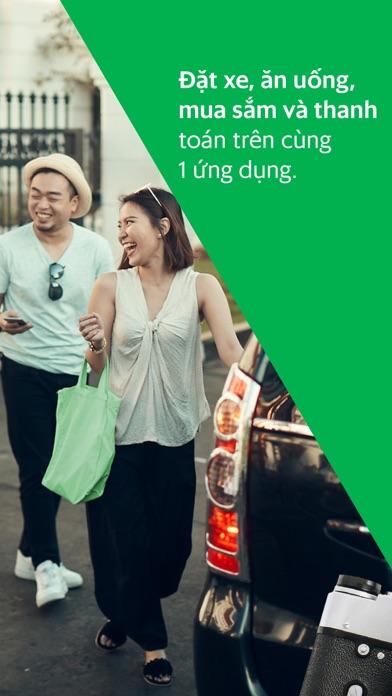 Screenshot for Grab in Viet Nam App Store