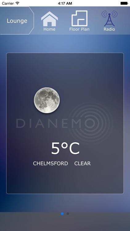 Dianemo SmartHome screenshot-3