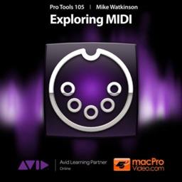 mPV Exploring MIDI Course 105