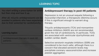 Clinical Sense by Medical J...Screenshot of 6