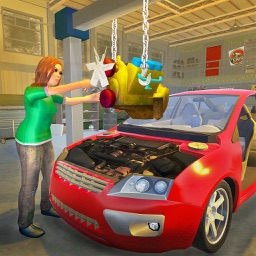 Car Assembling & Mechanic Sim