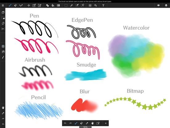 Screenshot #5 pour MediBang Paint for iPad