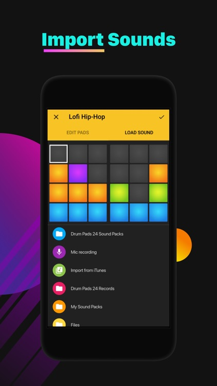 Drum Pads 24 - Beats Maker screenshot-5