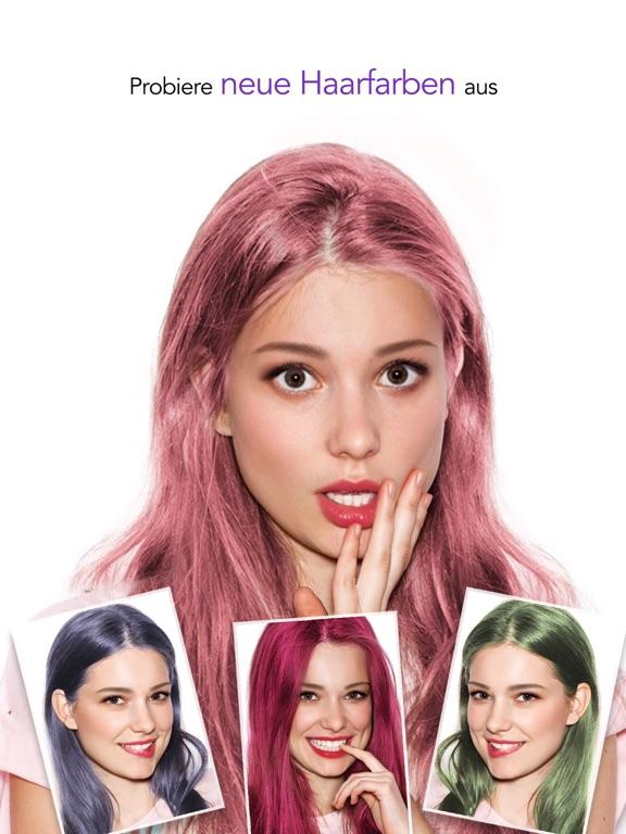 Die Besten Frisuren Apps Den Perfekten Hairstyle Mit Dem Handy
