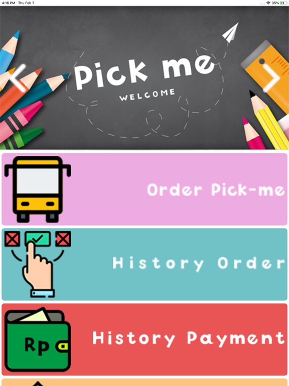 Pickme School screenshot #4