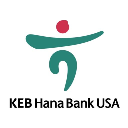 KEB Hana Bank USA Mobile Bank