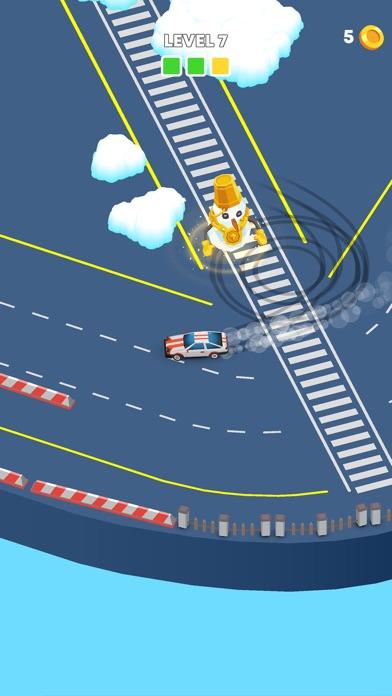 Snow Drift! screenshot 7