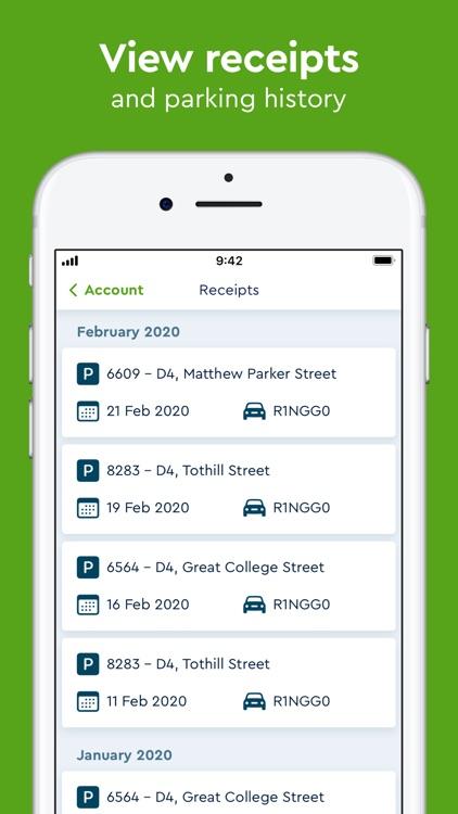 RingGo Parking screenshot-6