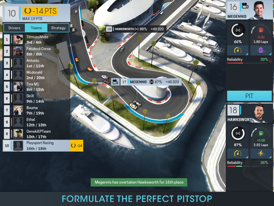 Motorsport Manager Online screenshot 18