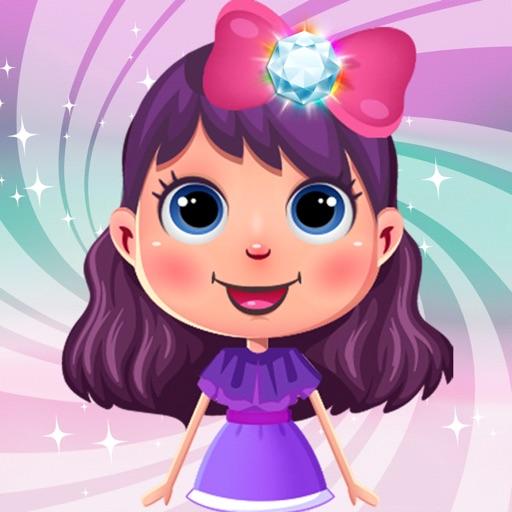 Little Girl Diamond Quest