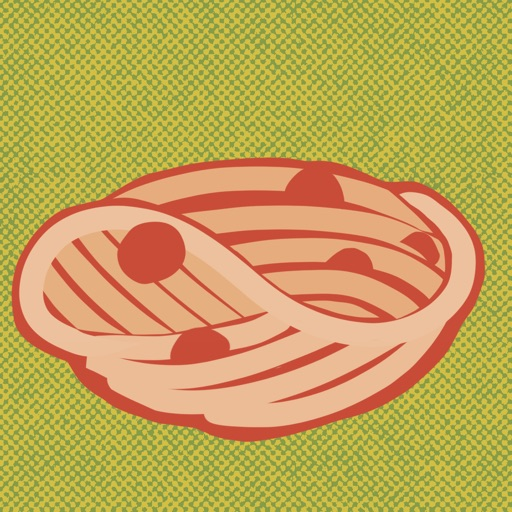 Minimal Food Stickers