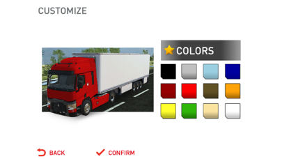 Renault Trucks Simulator screenshot two