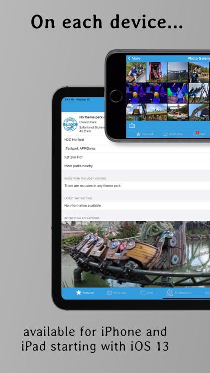 Theme-Park App screenshot-4