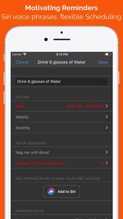 Habit Hub: Routine & Habits screenshot-3