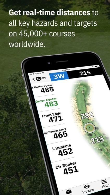 Golfshot: Golf GPS + Caddie