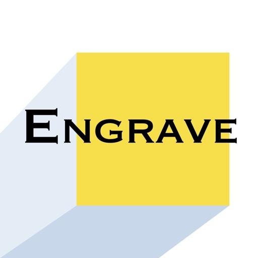 Engrave -My Photo Frame Widget