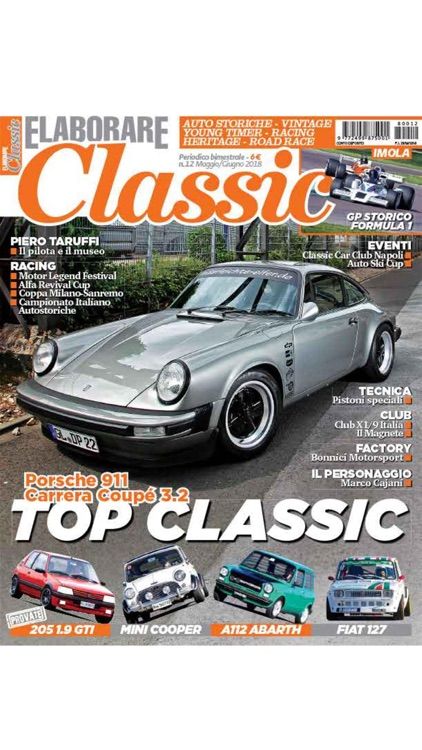 CLASSIC Magazine by ELABORARE screenshot-3