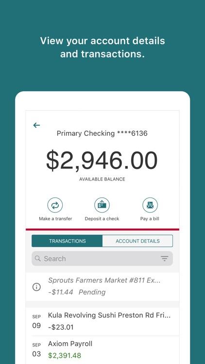 SF Fire CU Mobile Banking screenshot-4