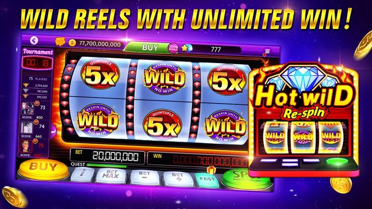 Lucky City™ Vegas Casino Slots screenshot-4