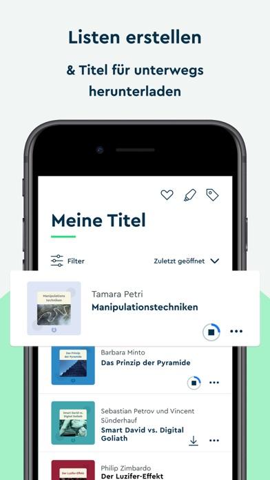 messages.download Blinkist: 15 Min Bücher-Wissen software