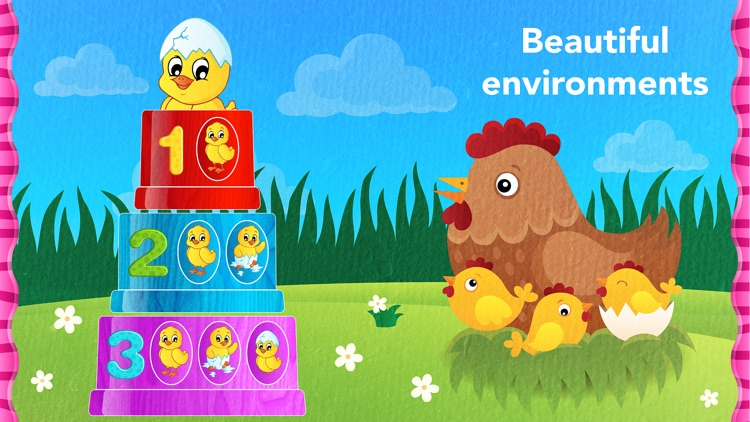 Toddler puzzles games for kids screenshot-5