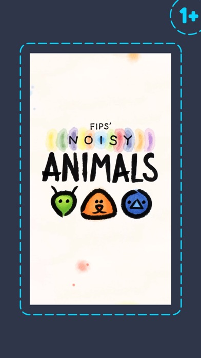 Fips' noisy Animals screenshot 1
