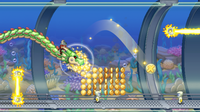 Jetpack Joyride Screenshot on iOS