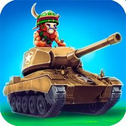 Zoo War: World War II Tanks