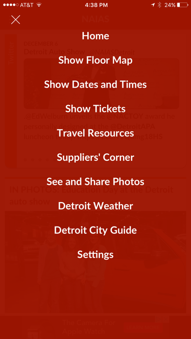 Detroit Auto Show - NAIASのおすすめ画像3