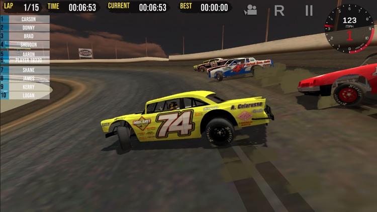 Street Stock Dirt Racing - Sim screenshot-5